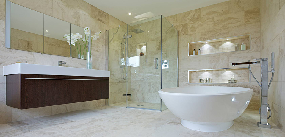 luxury bathroom refurbishment london